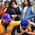 Κόμπι Μπράιαντ: Πλήθος κόσμου τον αποχαιρετά έξω από το «Staples Center» (pics & vids)