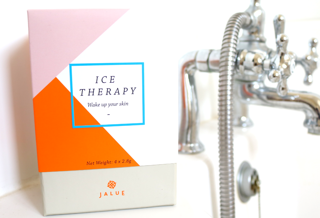 Jalue Skincare Ice Therapy review