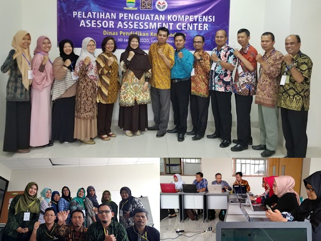 Inilah Daftar Asesor Assessment Center Dinas Pendidikan Kota Bandung