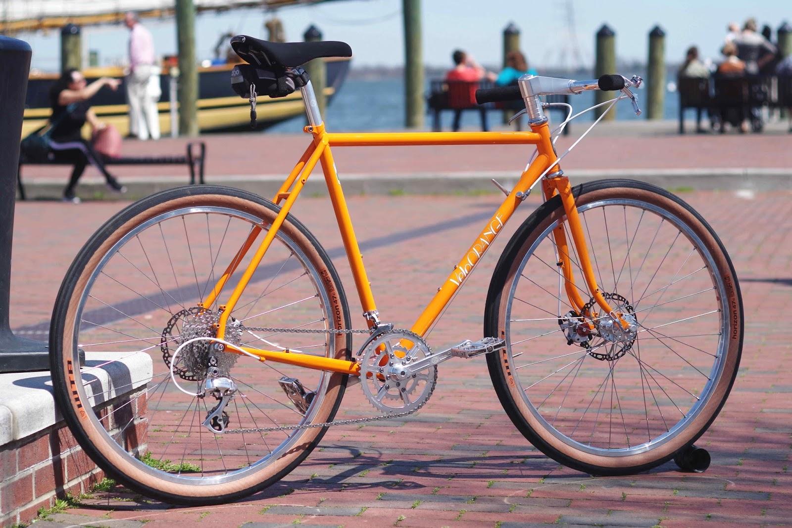 The Velo Orange Blog Bike Build Ideas Urban Day Tripper