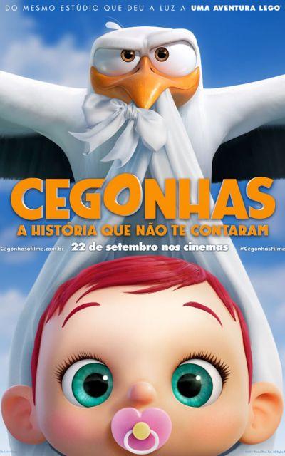 Cegonhas: A História que Não te Contaram – 2016 – Dublado Brasileiro