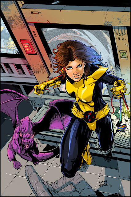 Shadow Cat (Kitty Pryde)