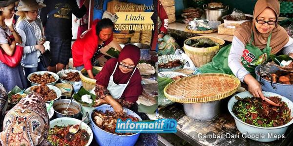 Kuliner Jogja - Gudeg Mbah Lindu - informatif.id