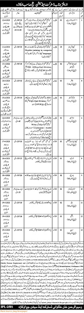 District and Session Court Okara Jobs 2021 Latest Download Application forms