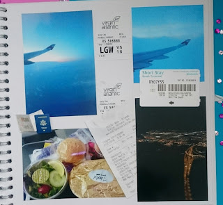 Flight Scrapbook