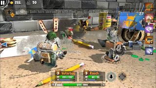 game Moba Android terbaik terpopuler - Bug Heroes 2