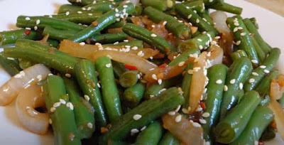 French Beans Recipe Indian Style