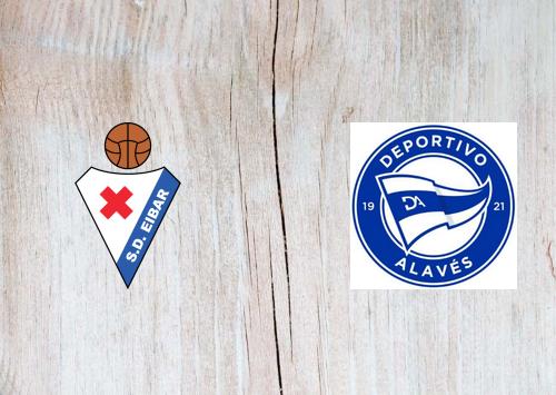 Eibar vs Deportivo Alavés -Highlights 01 May 2021