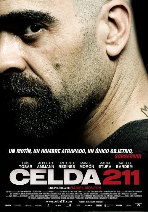 Ver Celda 211 2009 Castellano Online descargar