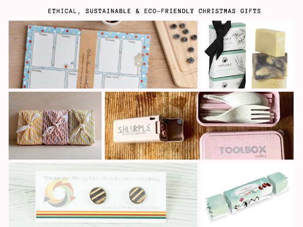 Ethical, Sustainable and Eco-Friendly Christmas Gift Ideas