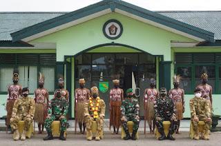 Danrem 174 Merauke Dampingi Komandan PMPP Buka Pelatihan Training Of Trainers Di Denzipur-11/MA