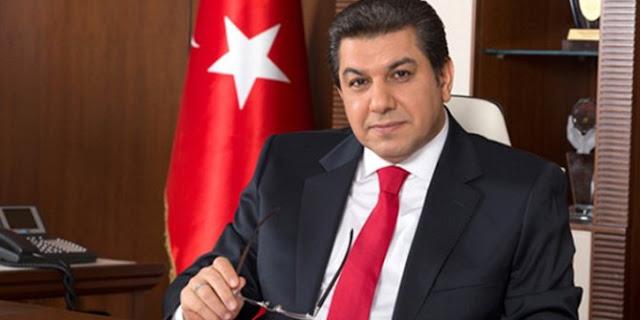 Esenler Belediye Başkanı Tevfik Göksu'nun acı günü.