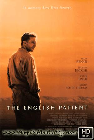 El Paciente Ingles [1080p] [Latino-Ingles] [MEGA]