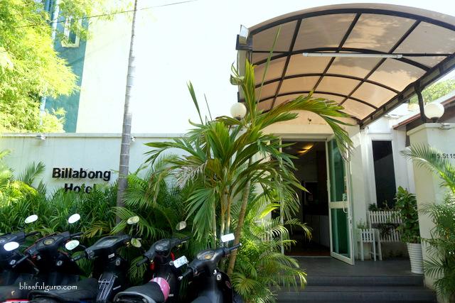Billabong Hotel and Hostel in Phnom Penh