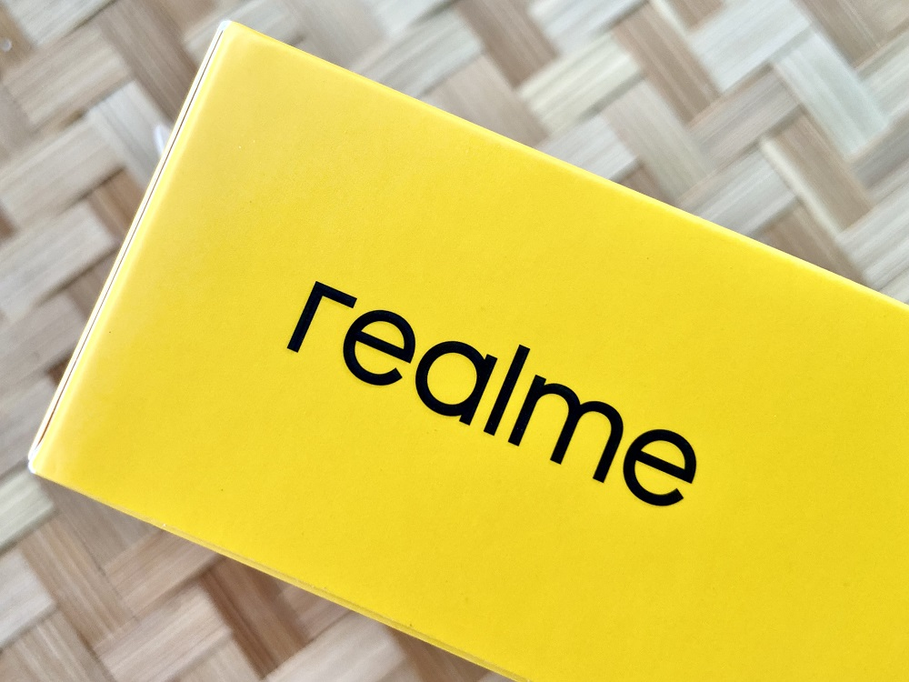 realme Watch 2 Box - Side