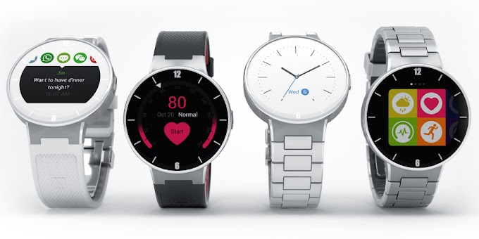 Alcatel OneTouch Watch officially announced