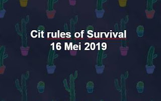 Link Download File Cheats Rules of Survival 16 Mei 2019