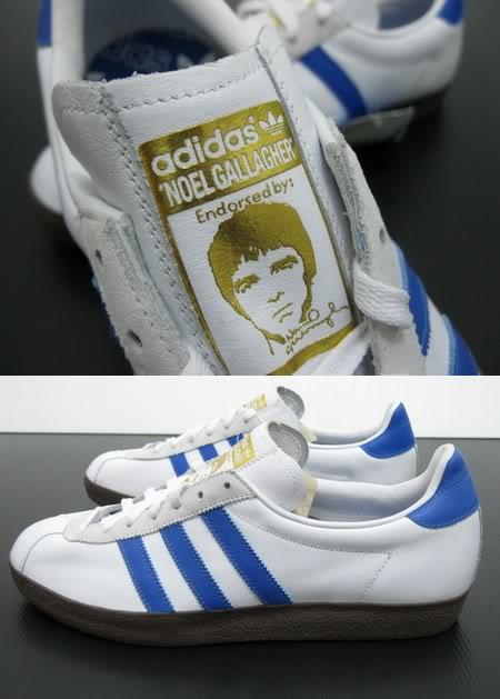 fantastic savings run shoes outlet online oasisblues: Adidas Gazelle Noel Gallagher