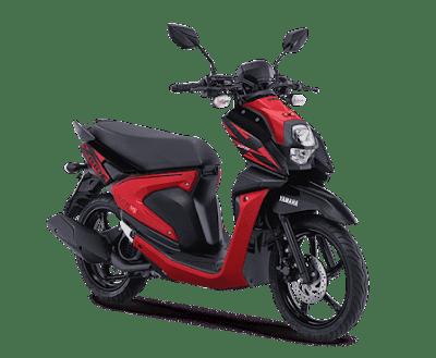 Tipe Busi Yamaha All New X-Ride 125