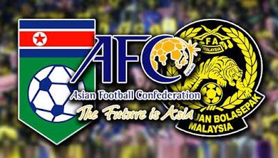 Kelayakan Piala Asia 2019: Keputusan Malaysia vs Korea Utara