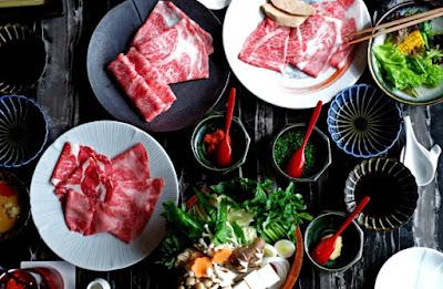 cara makan shabu shabu