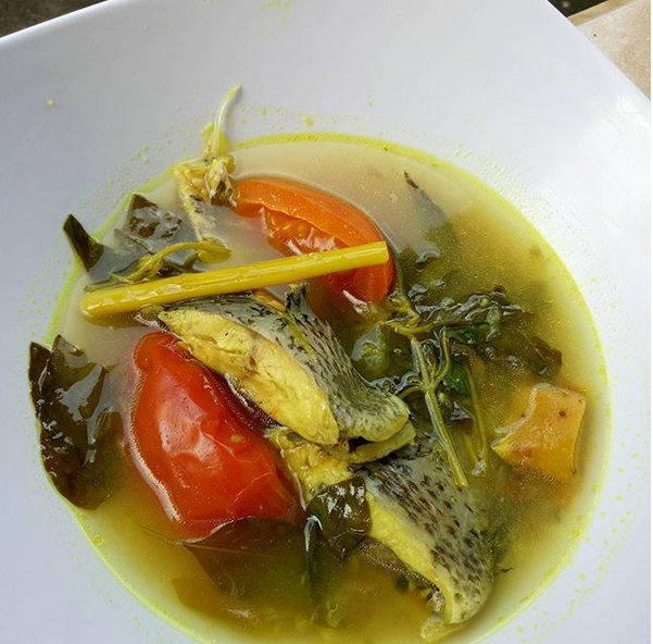resep ikan, resep mudah, ikan nila, resep sup ikan, resep indonesia