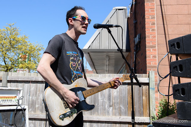 Hollerado at The Royal Mountain Records BBQ at NXNE on June 8, 2019 Photo by John Ordean at One In Ten Words oneintenwords.com toronto indie alternative live music blog concert photography pictures photos nikon d750 camera yyz photographer