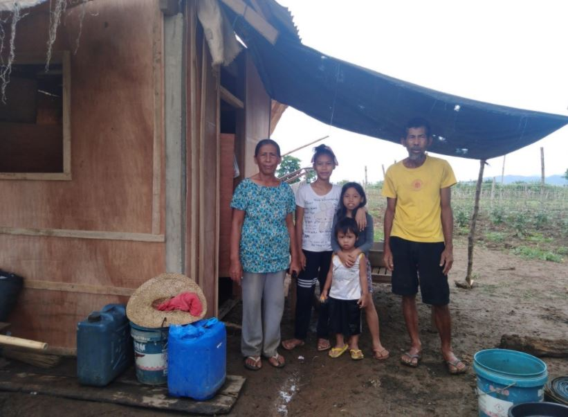 Farmer waives SAP aid for other more needy families