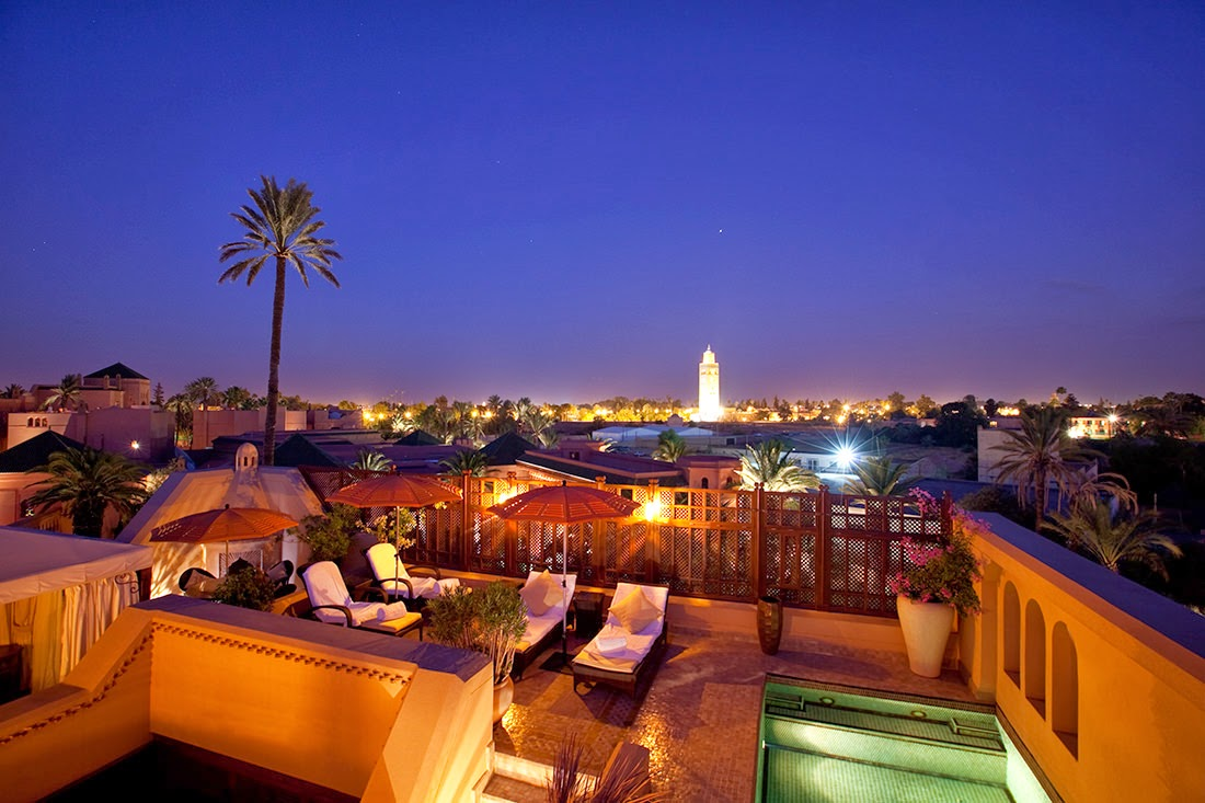 Passion For Luxury : THE ROYAL MANSOUR MARRAKECH, A ...