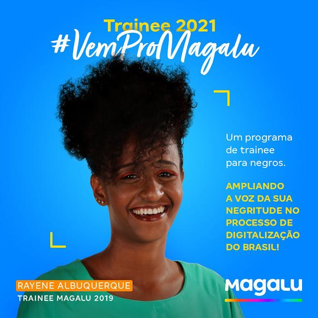 Campanha Trainee 2021
