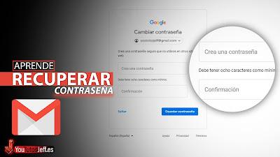 Como Recuperar la Contraseña de Gmail 2020