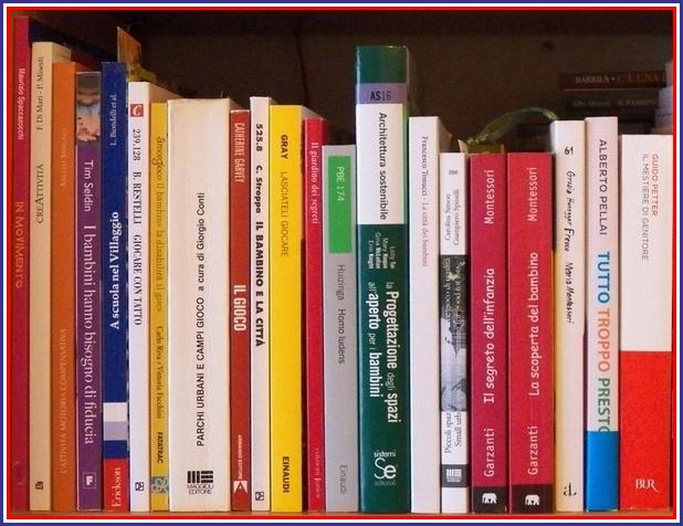 Bibliografia: gioco e progettazione
