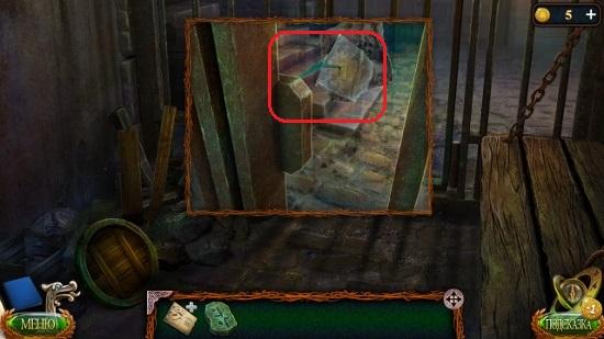 при помощи отмычки открываем замок в игре затерянные земли 4 скиталец