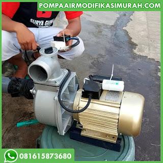 Pompa Air Modifikasi Bantul