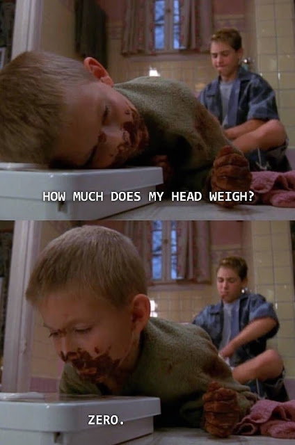 I miss this show. (Malcolm in the Middle)