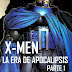 (Marvel) X-Men La era de Apocalipsis arte 1