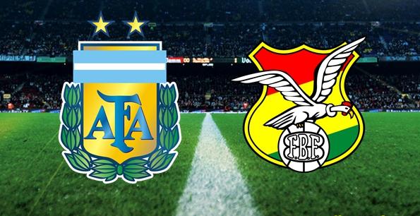 بث مباشر مباراة الأرجنتين وبوليفيا