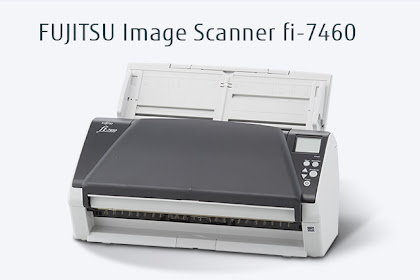 Fujitsu fi-7460 Drivers Download