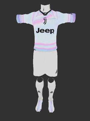 detailed look fda1d e5c56 PES 2013 Kits Juventus Adidas x EA Sports Digital 4th