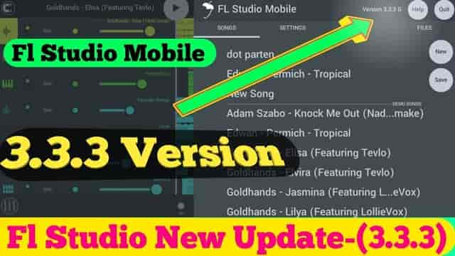 fl studio mobile apk new version download