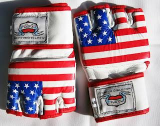 Women Martial art glove USA