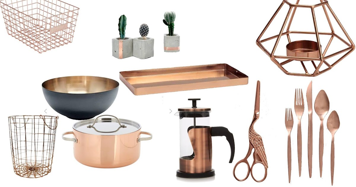 Stephleamead Copper Cravings Ft Anthropologie Etsy