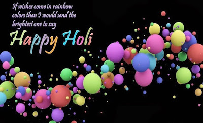 Happy Holi Quotes With Images For Facebook