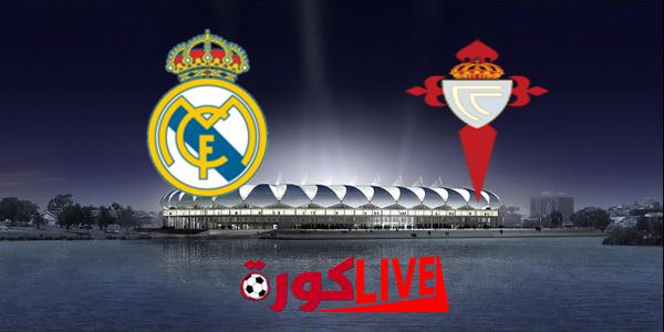 مباراة ريال مدريد وسيلتا فيغو بتاريخ 17-08-2019 الدوري الاسباني