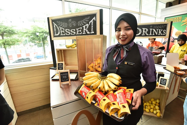 McDonald's Malaysia New Menu Offerings This Ramadan