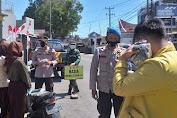Operasi Yustisi Di Belik, Masih Ada Warga Melanggar Prokes