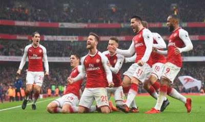مشاهدة مباراة ارسنال وبورنموث بث مباشر 06-10-2019 في الدوري الانجليزي