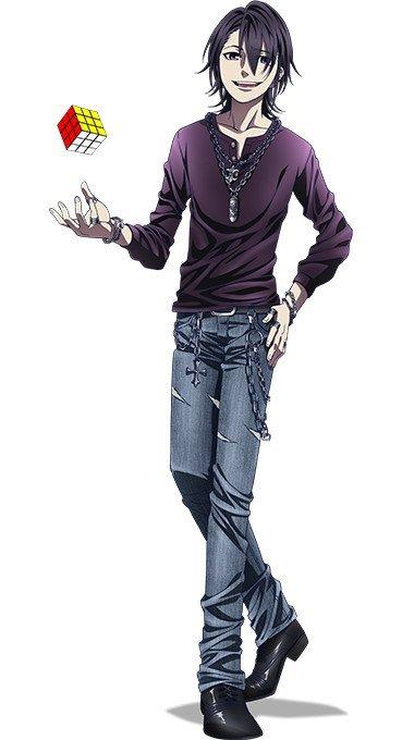 Shinichiro Miki como Niki Fushimi