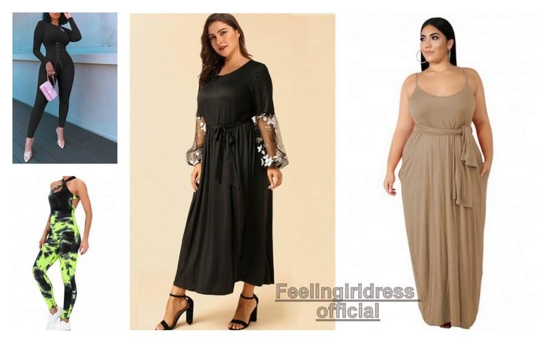 Feelingirldress - jumpsuits and plus size dresses