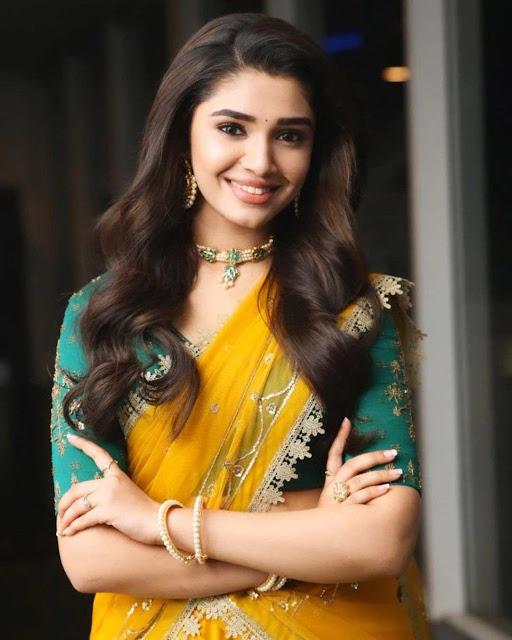 Krithi Shetty Actress Telugu